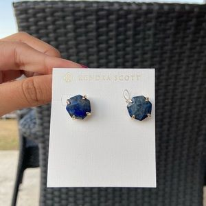 New Kendra Scott Lapis Ryan Studs